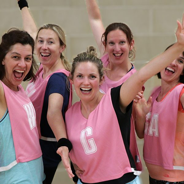 Back to Netball with Netball Fun League
