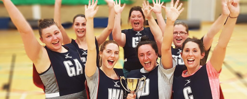 Gloucestershire Netball Leagues