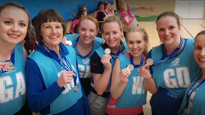 Social Netball Leagues in Gloucestershire and Worcestershire